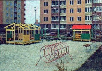 Об открытии детского сада в п. Солнечном